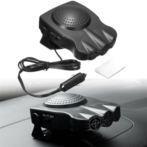 Portable Windshield Defroster 11