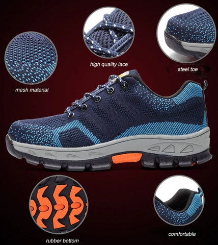 Screenshot 14 large Indestructible Safety Working Shoes