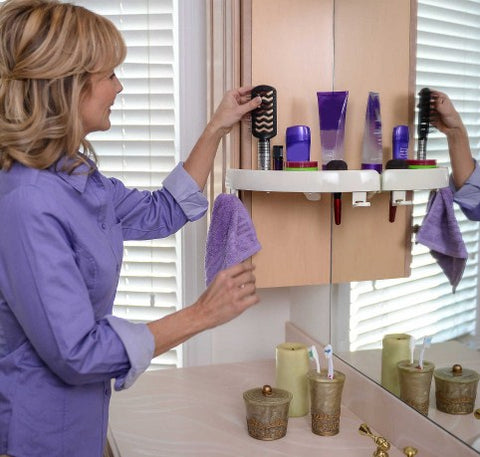 Bathroom Shelf Organizer