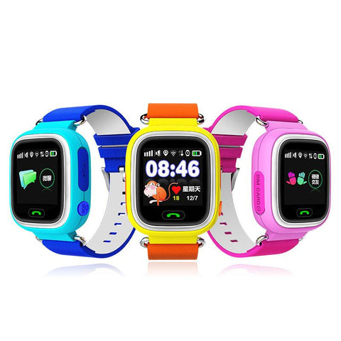 Kids GPS Locator Smart Watch