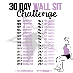 First 30 Day Challenge! Can you handle it?