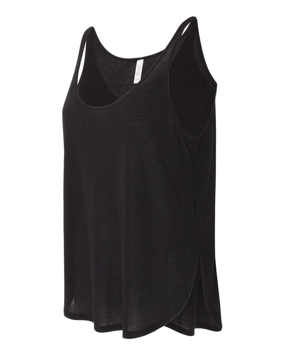 Flowy Tank with a Side Slit