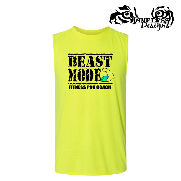 Beast Mode - Safety Yellow