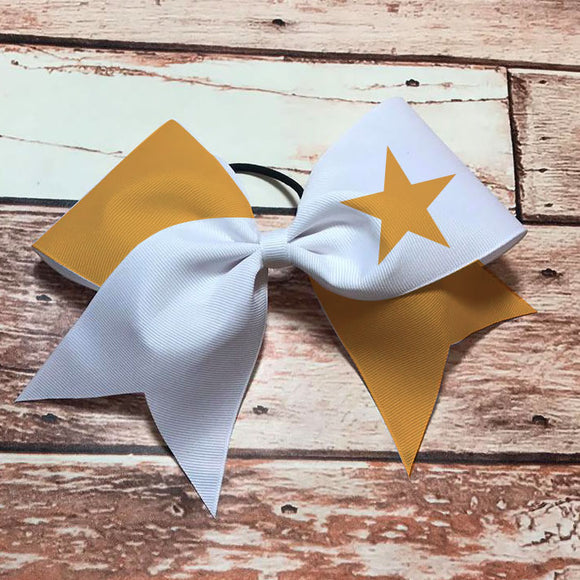 Orange Star Bow
