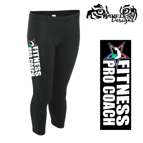 Fitness Pro Coach Leggings