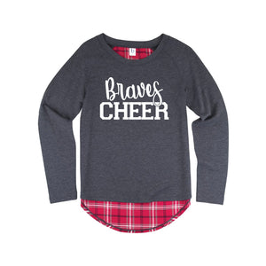 Braves Team Player Sweatshirt