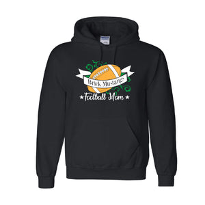Mustangs Football Mom Hoodie