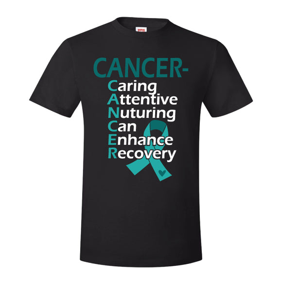 CANCER - Teal