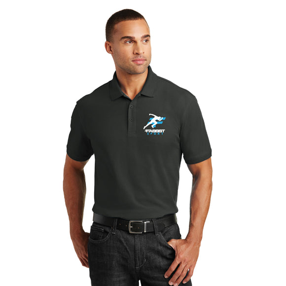 FASSST Sport Polo_Black
