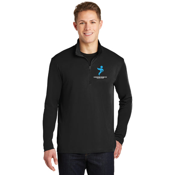 Comprehensive 1/4 Zip_Sport Tek