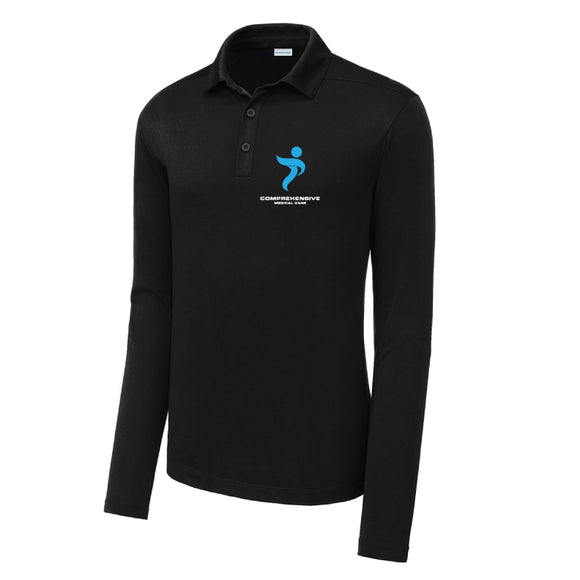 Comprehensive Long Sleeve Polo
