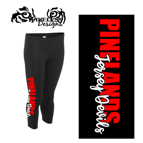 Devils Leggings