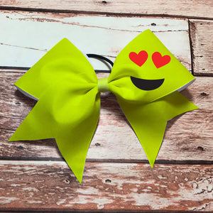 Emoji Love Bow
