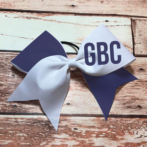 GBC Bow - Navy/White