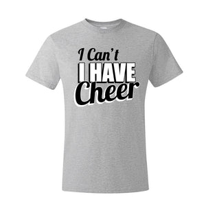 I can't I have Cheer