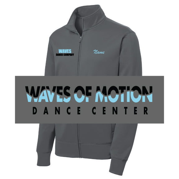 Waves Competition Jacket- Youth/Men