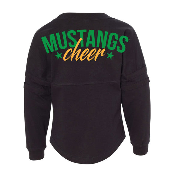 Mustangs Cheer -Spirit Jersey