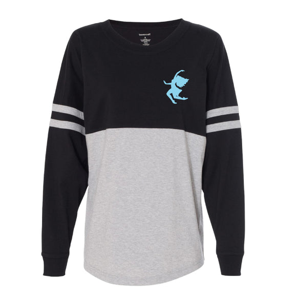 Waves of Motion_Spirit Jersey_ Black & Oxford Grey