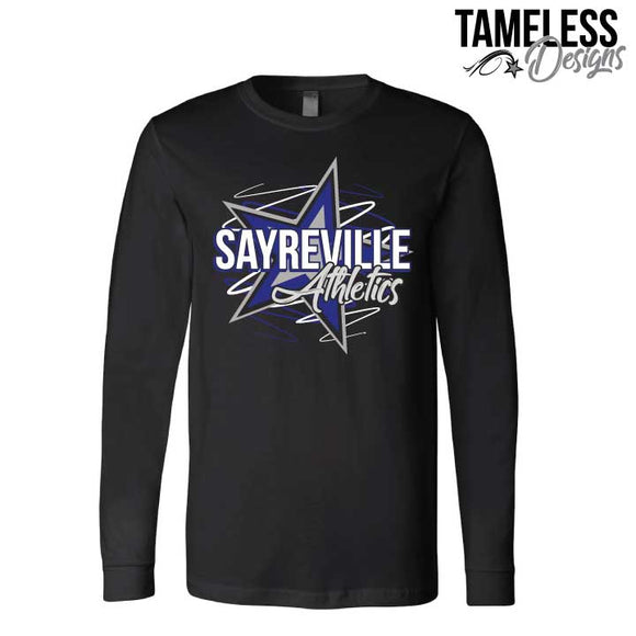 Sayreville Athletics Long Sleeve Tee