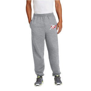 NJ FASSST Sweatpants - Grey