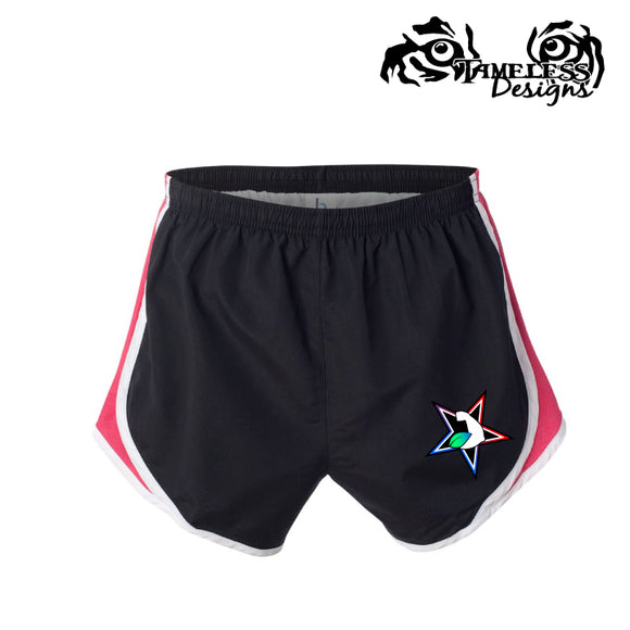 Fitness Pro Coach Shorts -Ladies