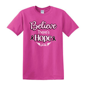 Believe there's Hope  2 - Pink