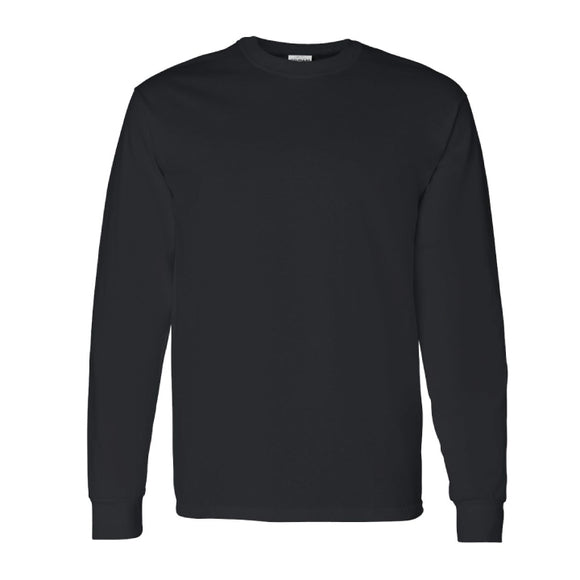 Gildan Long Sleeve - Black