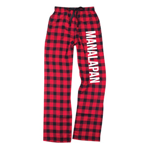 Braves Flannel Pants