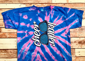 Cheer Leader Tie Dye