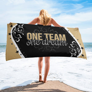 One Team Beach Towel