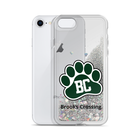 Brooks Crossing Liquid Glitter Phone Case