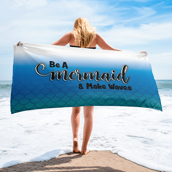 Make Waves Towel