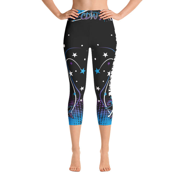 CDW Yoga Capri Leggings