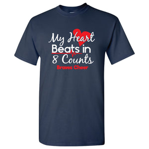 My heart Beats in 8 Counts  - Braves Cheer