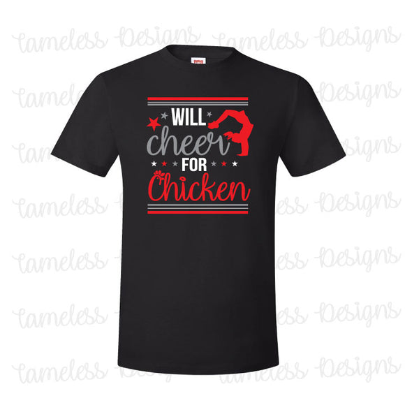 Will Cheer for Chicken