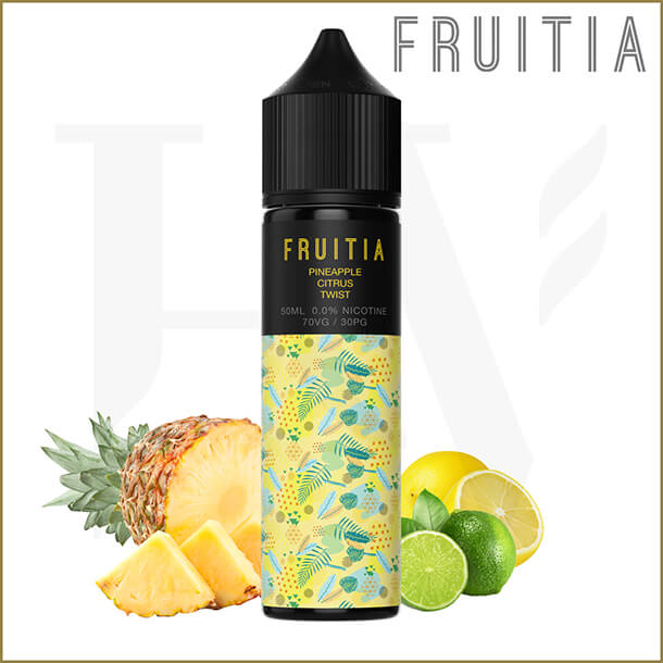 Fruitia | Pineapple Citrus Twist