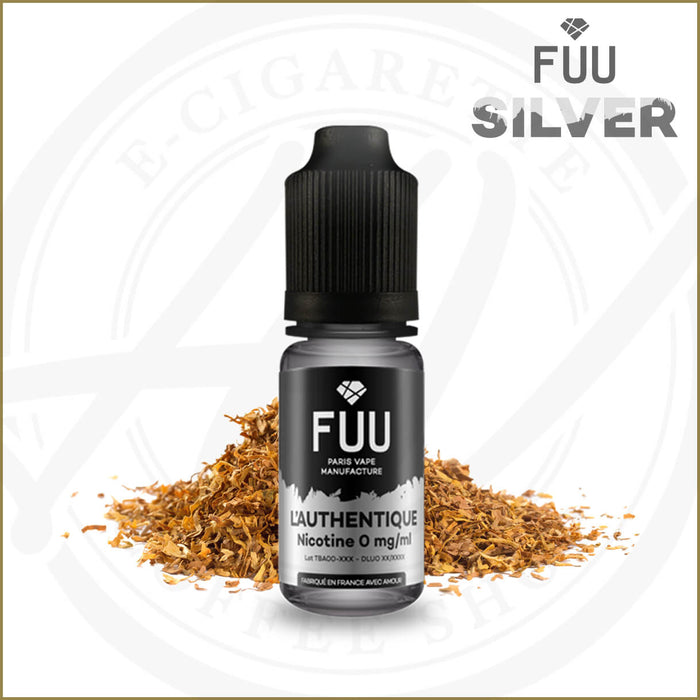 Fuu Silver Liquids | L'Authentique