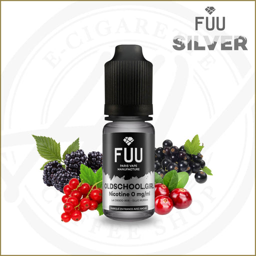 Fuu Silver Liquids | Old School Girl