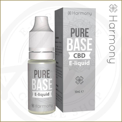 CBD E-Liquids - Pure Base