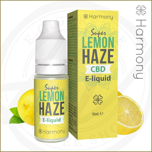 CBD E-Liquids - Super Lemon Haze