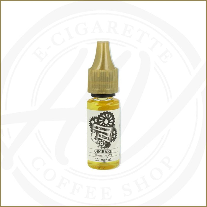 E-Liquids - Fruits Du Verger