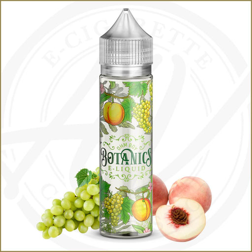 E-Liquids - Sweetwater Grape & White Peach