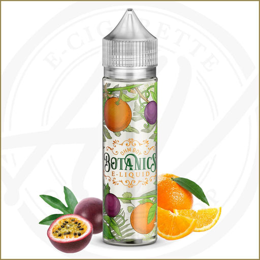 E-Liquids - Valencia Orange & Passion Fruit