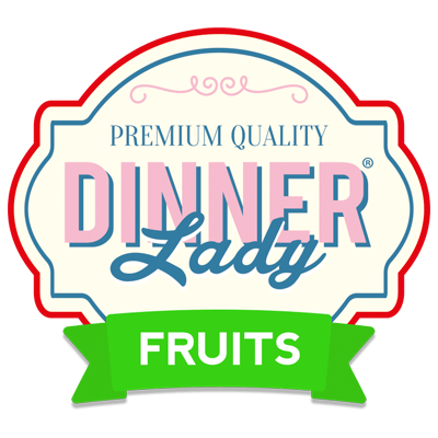 Dinner Lady Fruits Logo