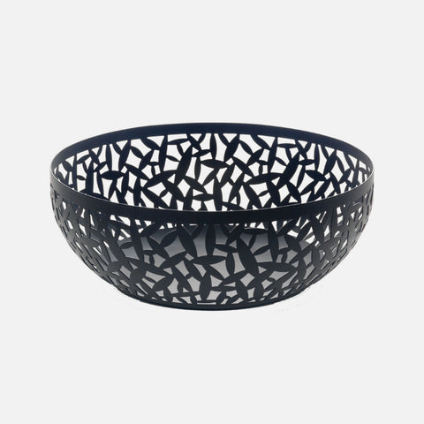 Alessi Cactus Fruit Bowl 29cm - Black