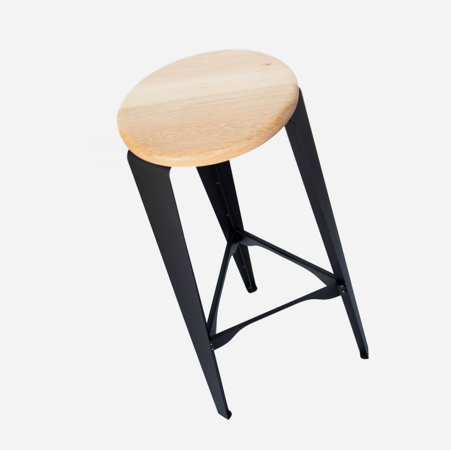 Ark Stool - Oak