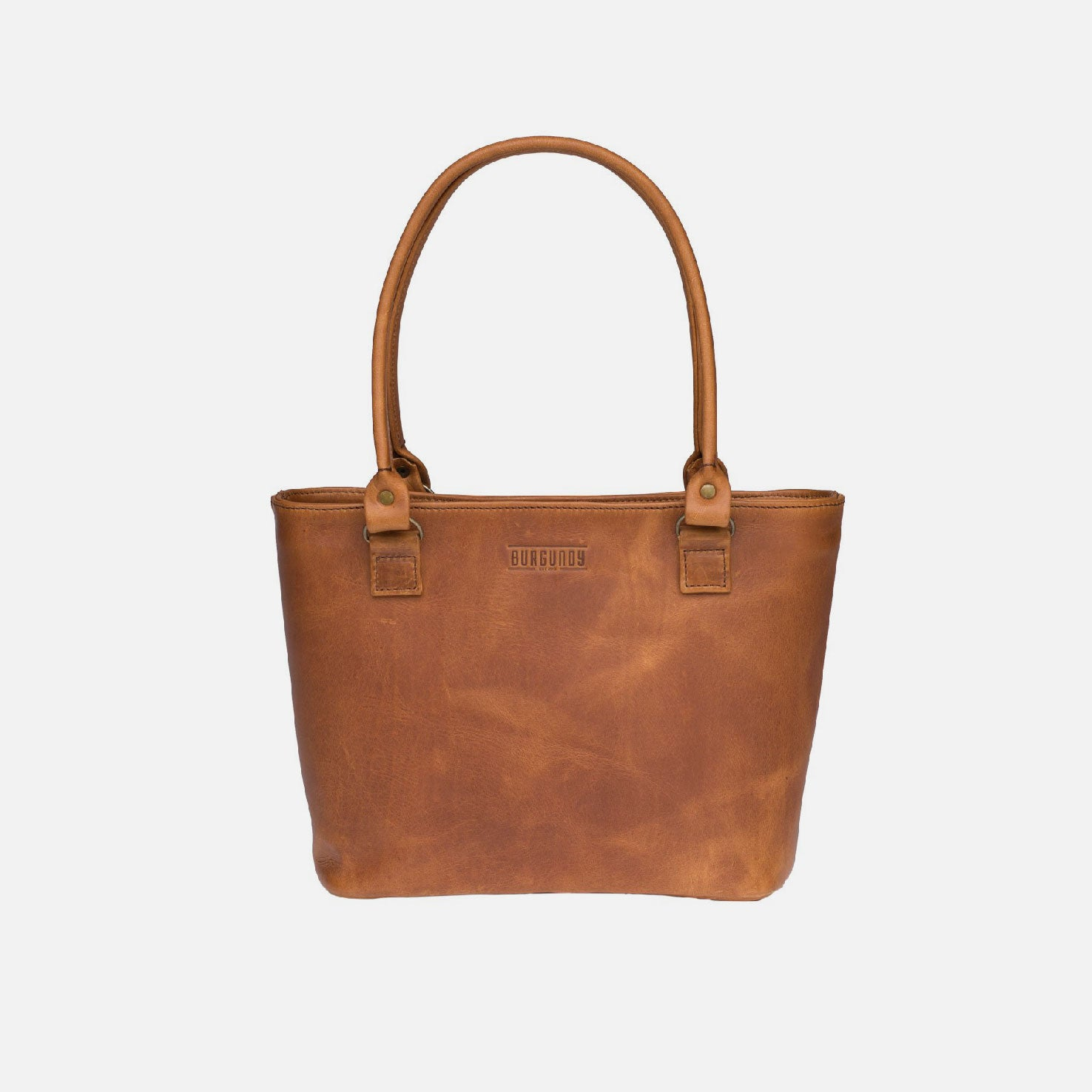 Lady Handbag - Tan