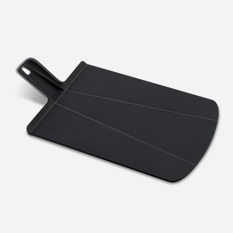 Chop2Pot Plus Chopping Board - Large Black