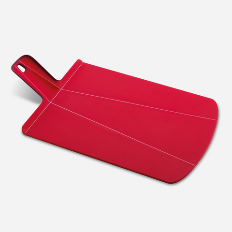 Chop2Pot Plus Chopping Board - Large Red