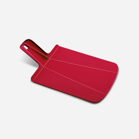 Chop2Pot Plus Chopping Board - Small Red
